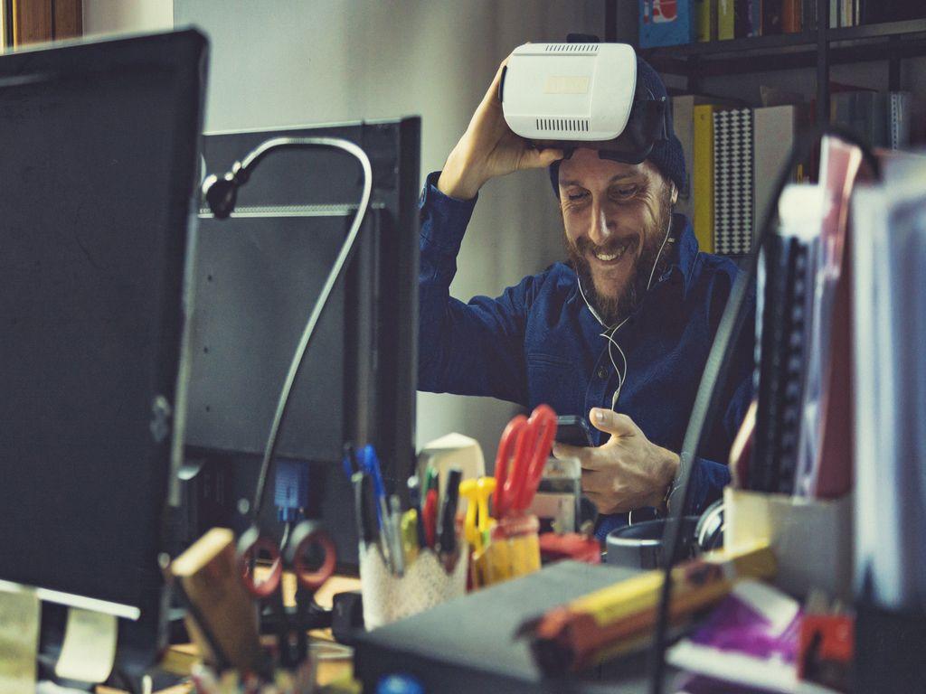 AR/VR Realiteti i zgjeruar dhe Realiteti Virtual